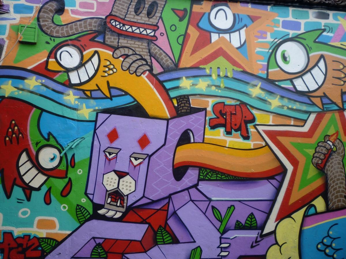 Le Street Art, c'est quoi ?